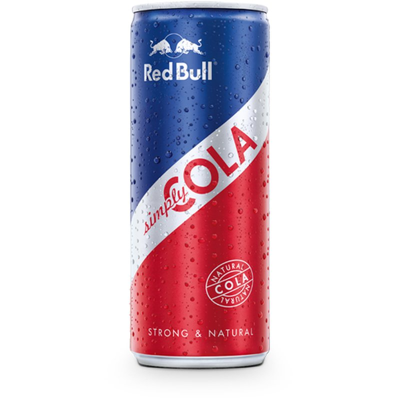 Red Bull Simply Cola Energy Drink (Dose)