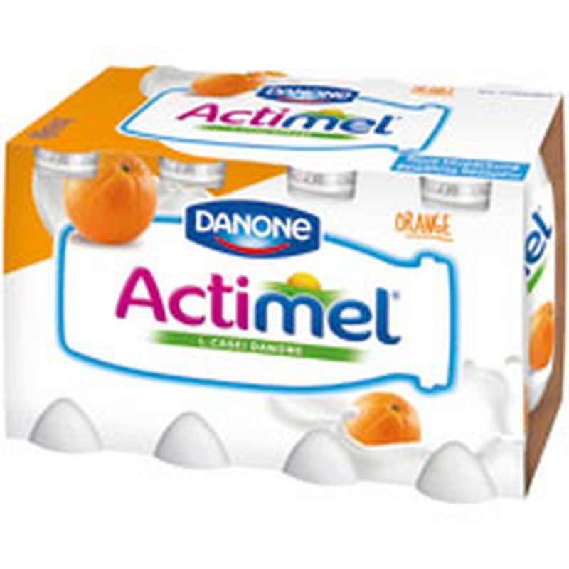 Actimel Drink Orange 8er