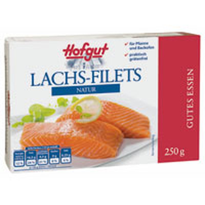 Hofgut Lachs Filets Natur
