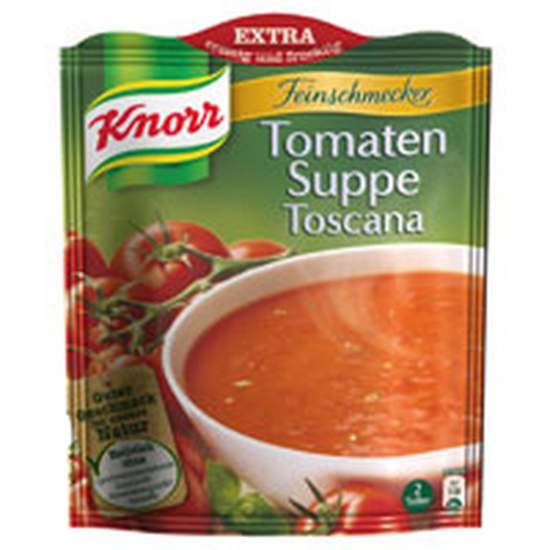 Knorr Tomatensuppe