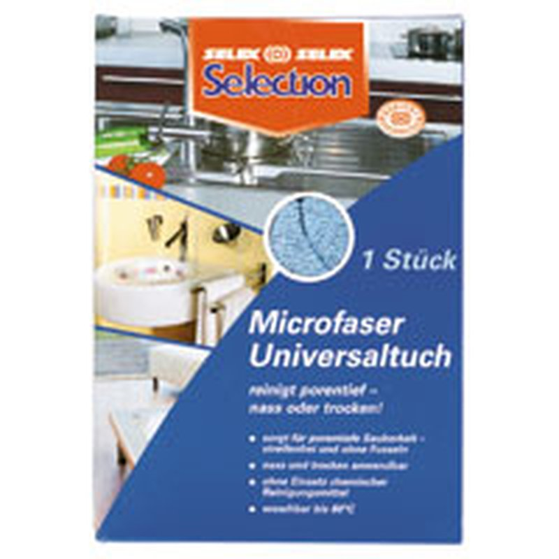 Selection Microfaser Universaltuch