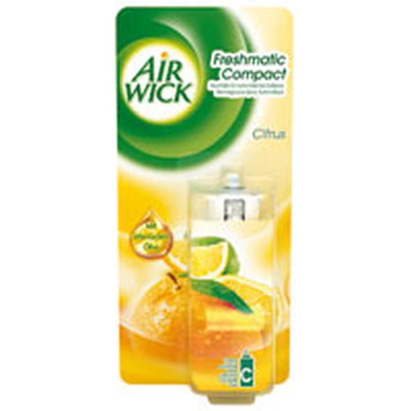 Air Wick Fresh Matic Mini Compact Citrus (NFP)