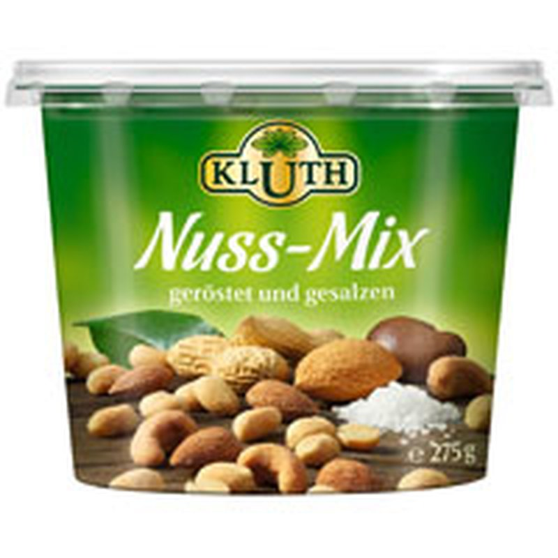 Kluth Nuss-Mix